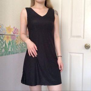 Seamless slip dress best fits small